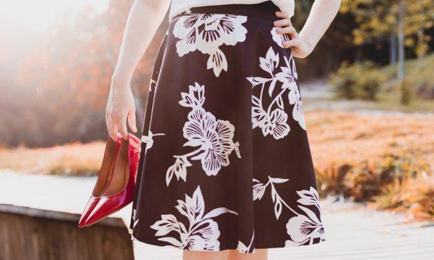 Quer saber como acertar no visual usando saia godê? Aprenda aqui!
