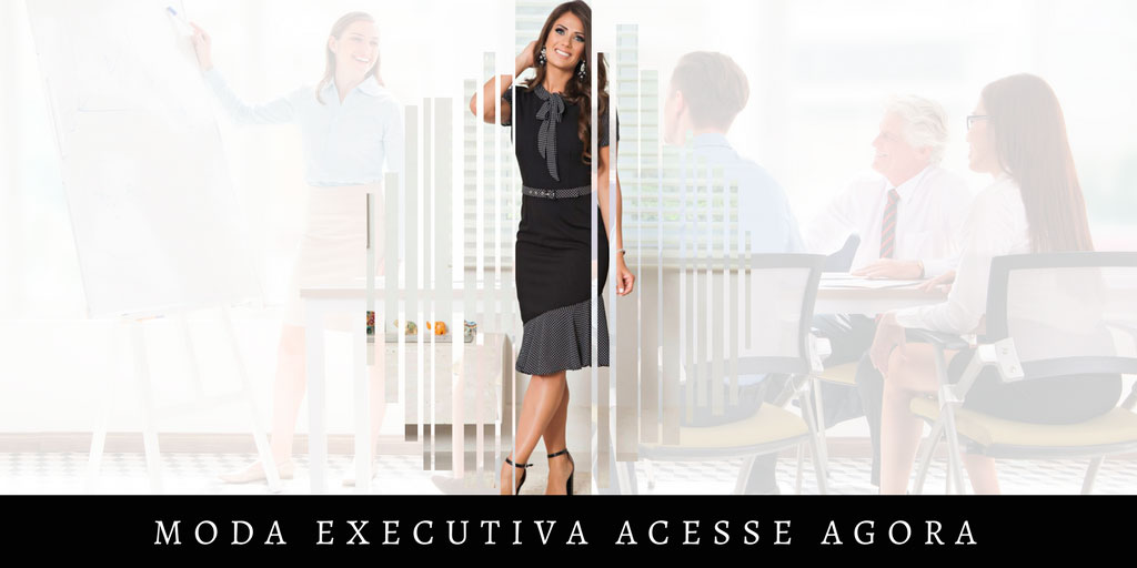 Moda executiva_vestido Neutro