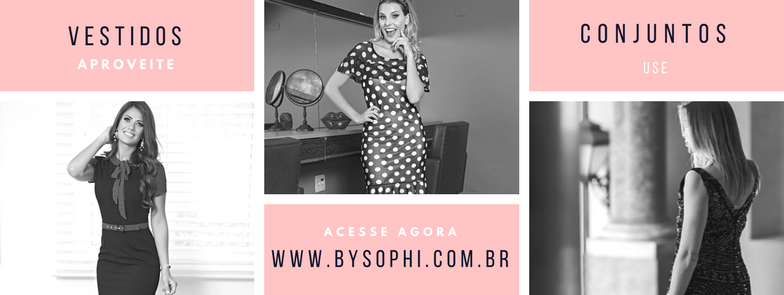 Acesse Look Preto by Sophi Moda Evangélica