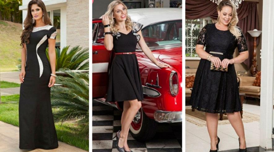 Look-Preto-Básico Vestidos by Sophi Moda Evangélica