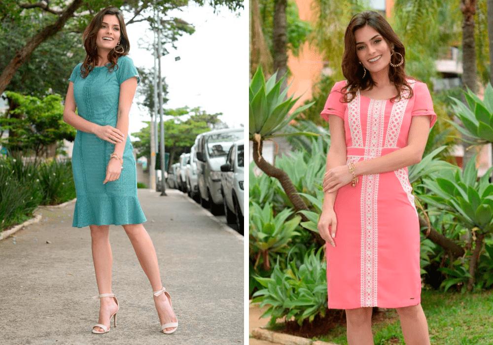 Kauly moda evangelica vestidos