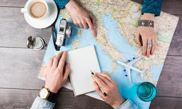 Fim de ano combina com férias! Cinco dicas para organizar uma viagem internacional